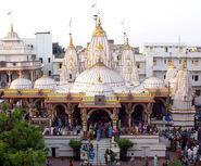 Shree Swaminarayan Sampraday Temple Ahmedabad
