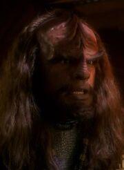 Ein Klingone des 24.Jahrhunderts
