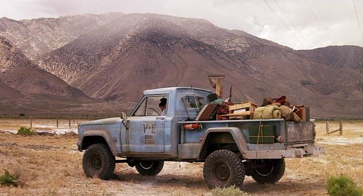 Val and Earl's truck