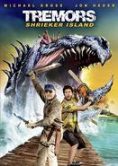 Tremors Shrieker Island poster