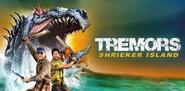 Tremors Shrieker Island banner