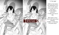 Process of the 2nd proposed variant cover of Trese Unreported Murders Ablaze edition