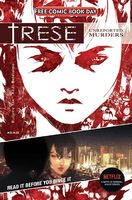 Trese Unreported Murders Free Comic Book Day Cover