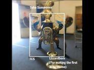 Tuba summoner boss theme