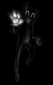 Cartoon Cat render
