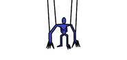 The Marionette AKA The Hugger Trevor Chibison