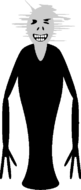 Scribble Head Drawing or Vector
