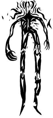 Giant Shadow Man New
