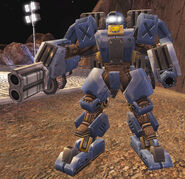 Imperial Heavy from Tribes Vengeance