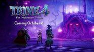 Trine 4 - Release Date Reveal Trailer