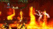 Sarek raising the lava