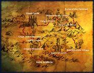 Map - kingdom