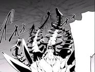 Ryuki fuses with Dragunazo