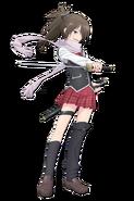 Levi Kazama Anime Official Character