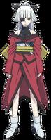 Lugh full body character design AN