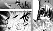 Harukage using her ability