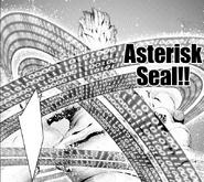 Asterisk Seal