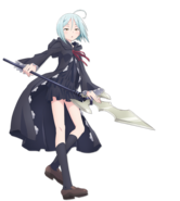 Arin Kannazuki Anime Official Character