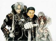 吉田直和圣魔之血角色
