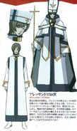 Anime Alessandro XVIIIth
