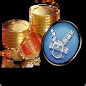 Alpine ui shop item coin avatar plushtrap piranha