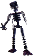 Withered-Bonnie-Endo