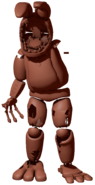 Withered Bonnie (Unfinished)