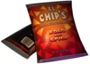 PrizeEl Chips Tortilla Style Tortilla Chips Bold and Spicy