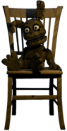 Plushtrap-Chair