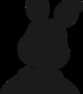 Alpine ui plushsuit systemerror toybonnie silhouette 1
