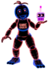 Game Over Toy Chica-1