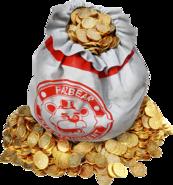 Alpine ui shop item coin bag