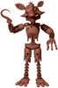 Withered Foxy (Unfinished)