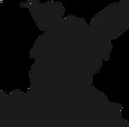 Alpine ui plushsuit toxic springtrap silhouette 1