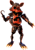 Big bad foxy2 by Scrappyboi