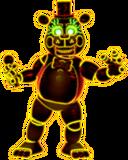 VR Toy Freddy Active ram