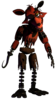 Figure Withered Foxy