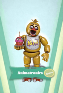 Chica in the Intro