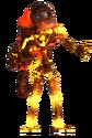 Flamethrower Bare Endo THD Render