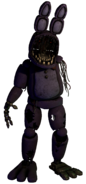 Figure Withered Bonnie