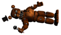 Withered Freddy Parts & Service