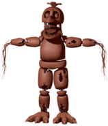 Withered Chica (Unfinished)