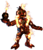Scorching-Chica