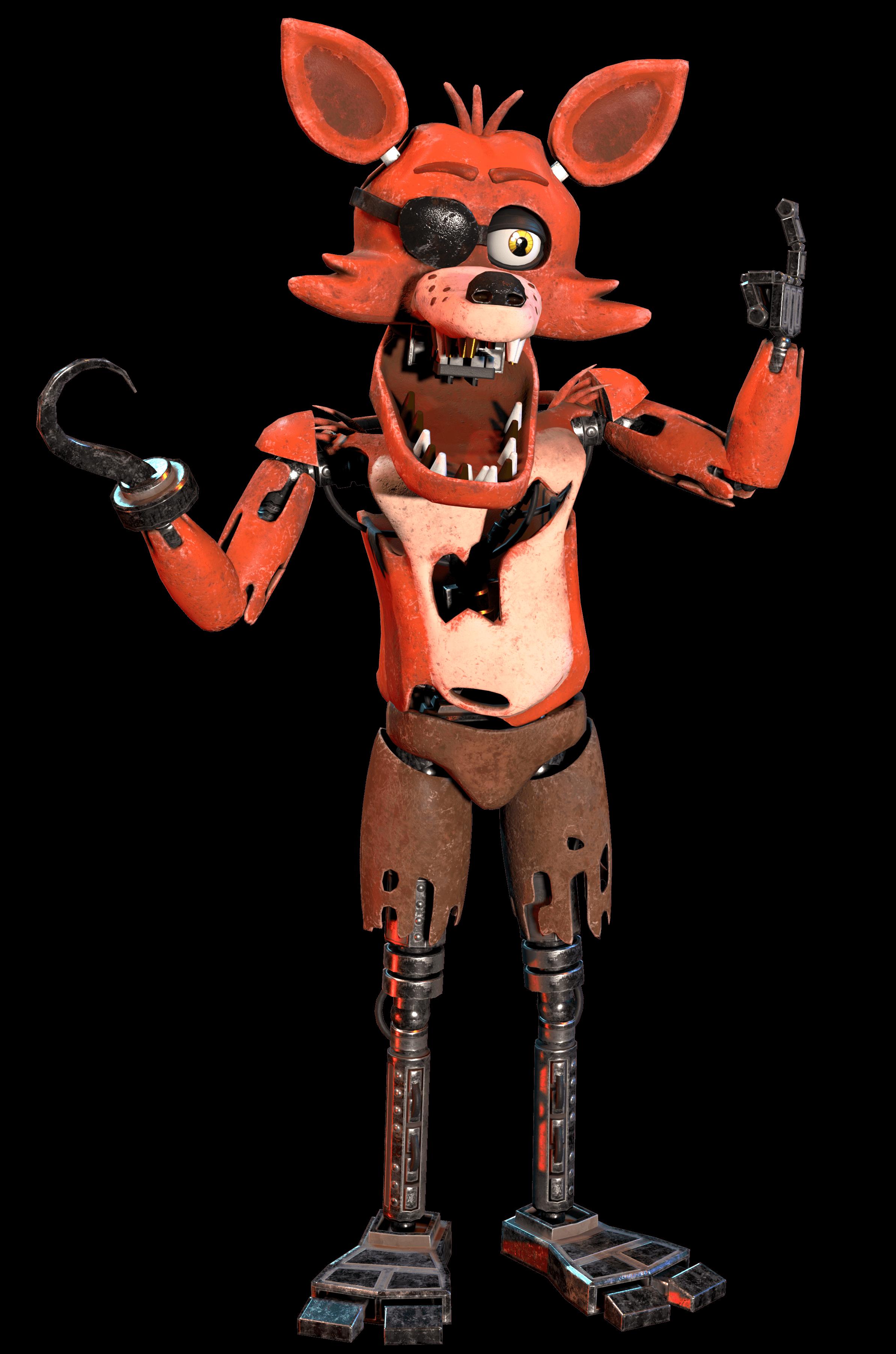 Foxy Triple A Fazbear Wiki Fandom