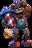 Firework Freddy (Clean)