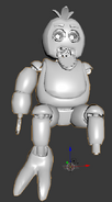 Scrapped Chica