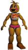 Figure Toy Chica