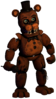 Figure Withered Freddy