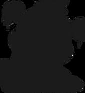 Alpine ui plushsuit freddy frostbear silhouette -549