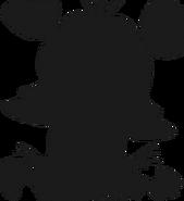 Alpine ui plushsuit foxy silhouette 1